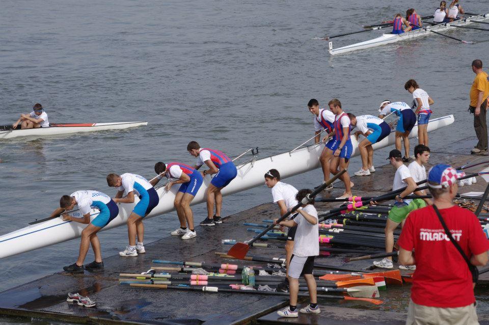 Miholjska regata 2012.