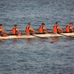 50. regata u Mohaču, 1. dan