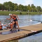 Prvo ozbiljnije natjecanje u veslanju 2020.