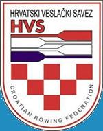 Hrvatski veslački savez logo